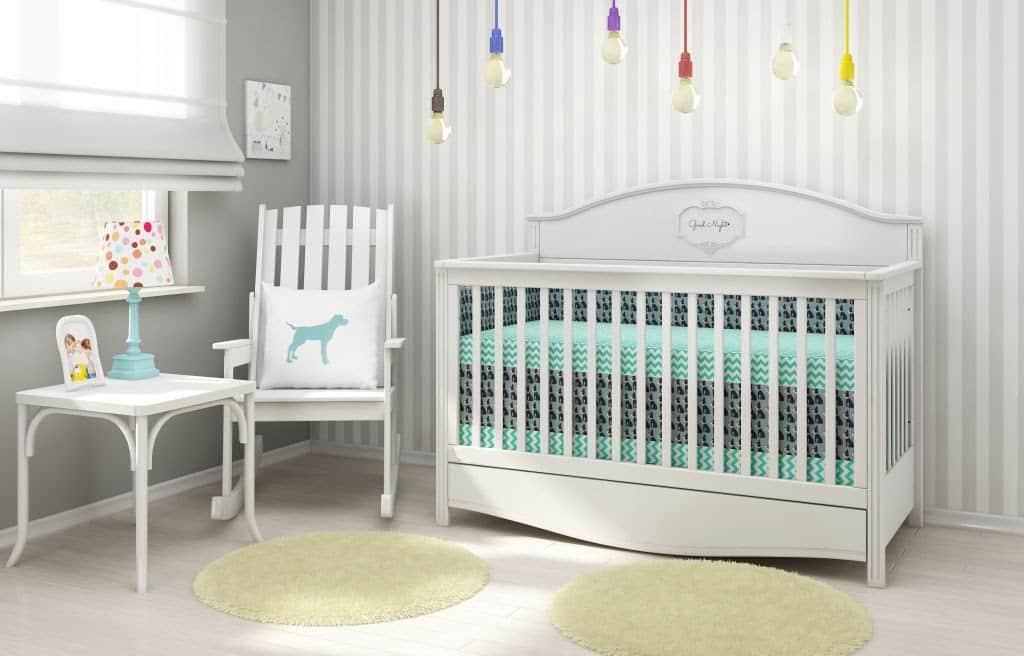 babybett gute nacht zimmeria kinderbetten. Black Bedroom Furniture Sets. Home Design Ideas