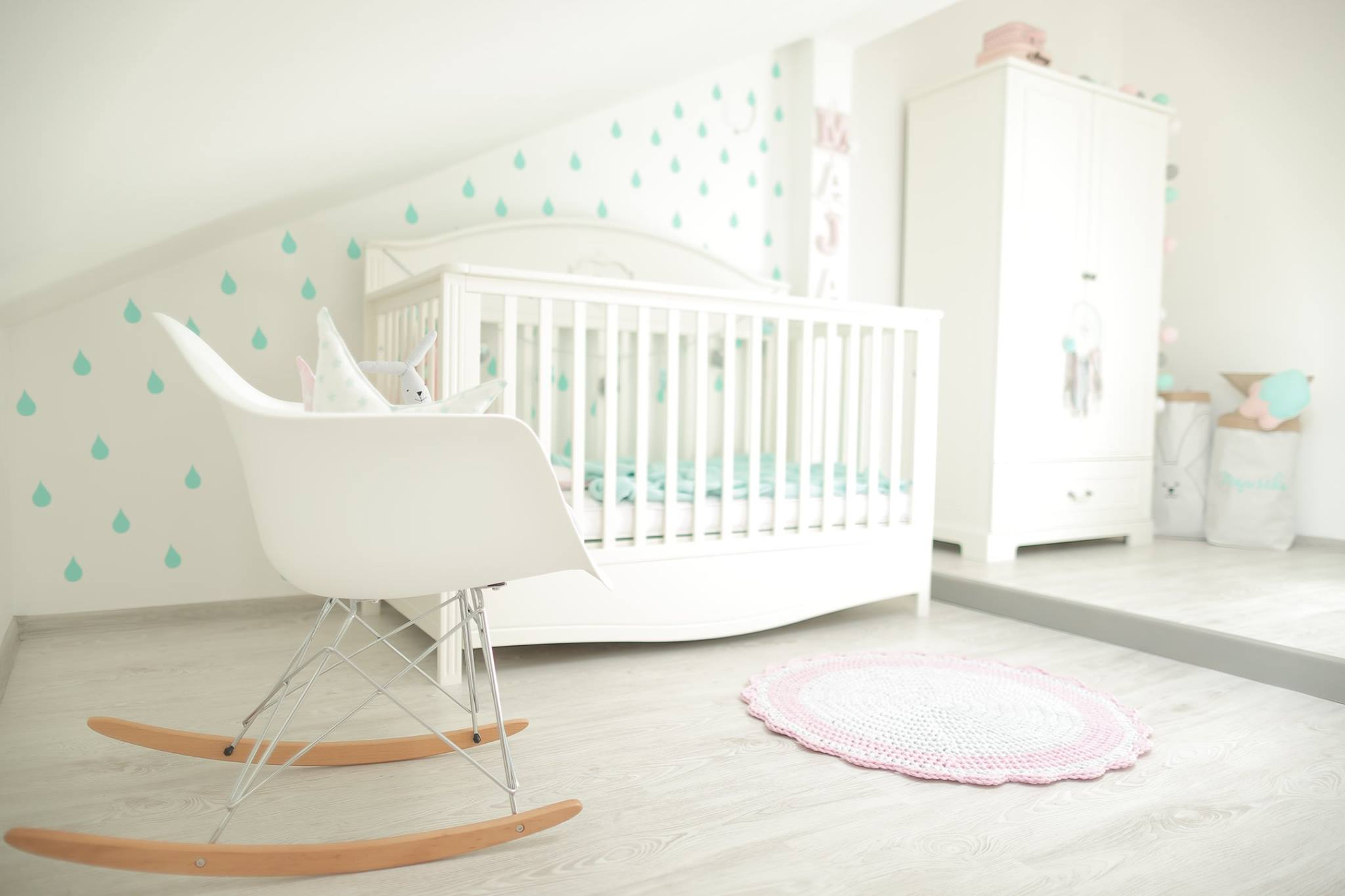 babyzimmer gute nacht zimmeria kinderzimmer. Black Bedroom Furniture Sets. Home Design Ideas