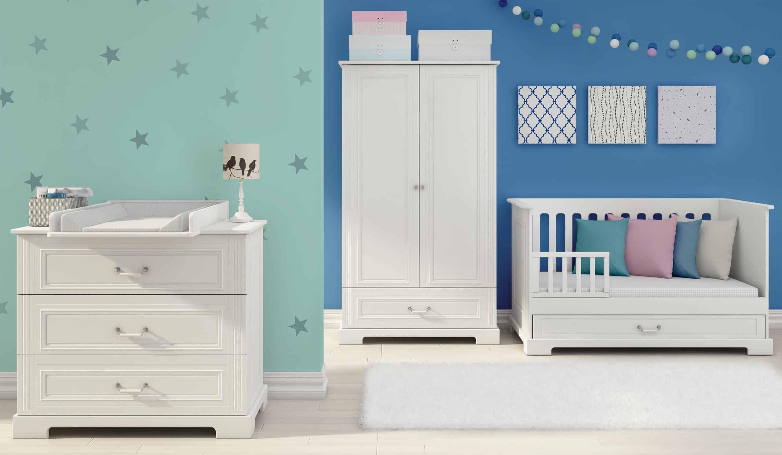 Bilder Babyzimmer kinder babyzimmer traum komplett kaufen zimmeria