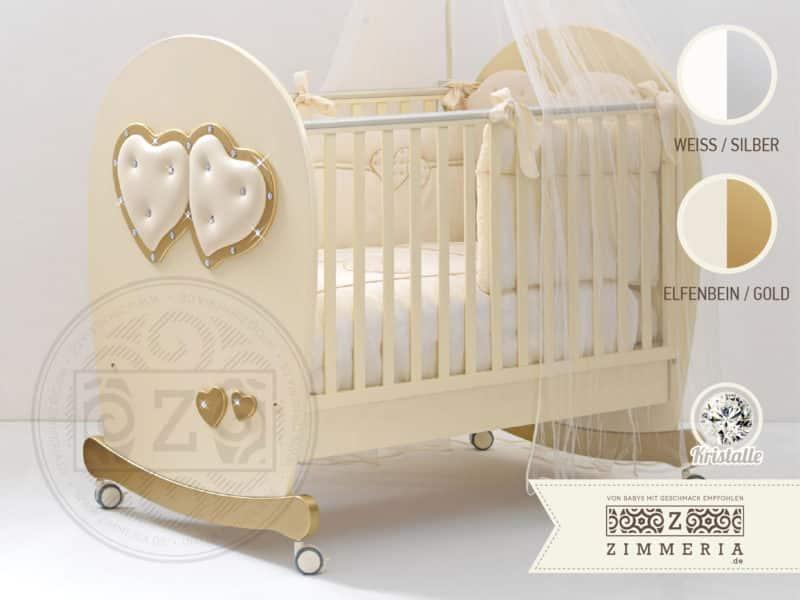 Babybett wohndesign und inneneinrichtung - Besondere kinderbetten ...
