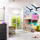 b cherregal f rs kinderzimmer wandregal light line bei zimmeria. Black Bedroom Furniture Sets. Home Design Ideas