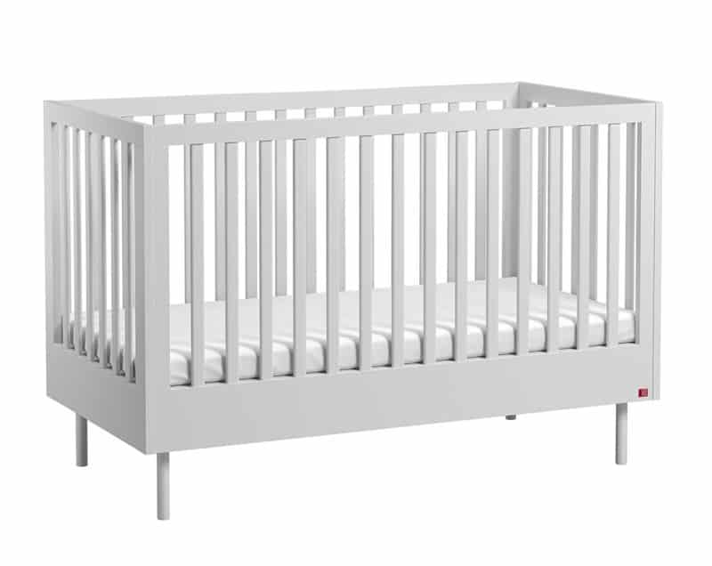 Babybett Cute 140x70 cm in Weiss