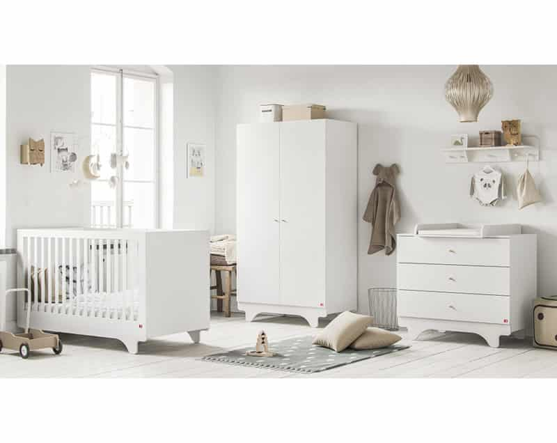 Babyzimmer-Set Playwood in Weiss