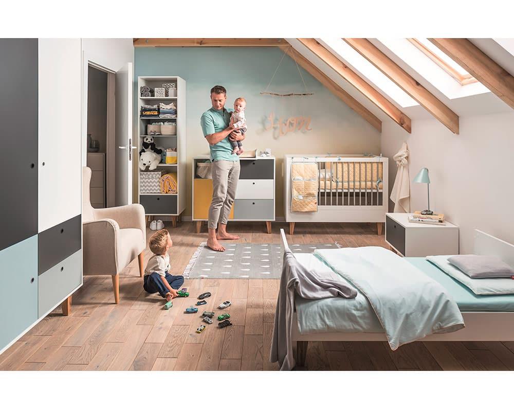 Babyzimmer Concept Lifestyle 4-teilig