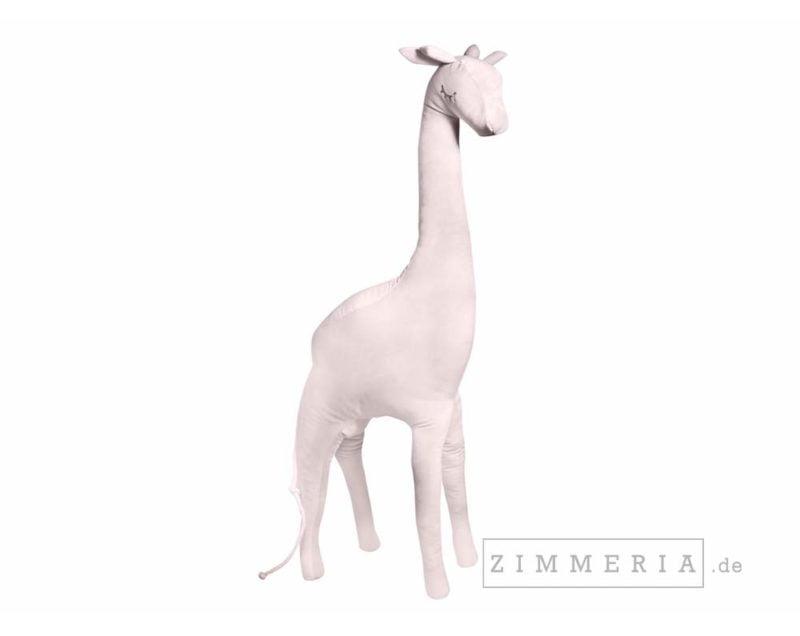 """Dekorative XL Giraffe """"Potsdam Rosa"""" 120 cm Kinderzimmer Deko"""