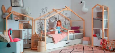 "Kinderzimmer-Set ""TeePee"" Lifestyle"