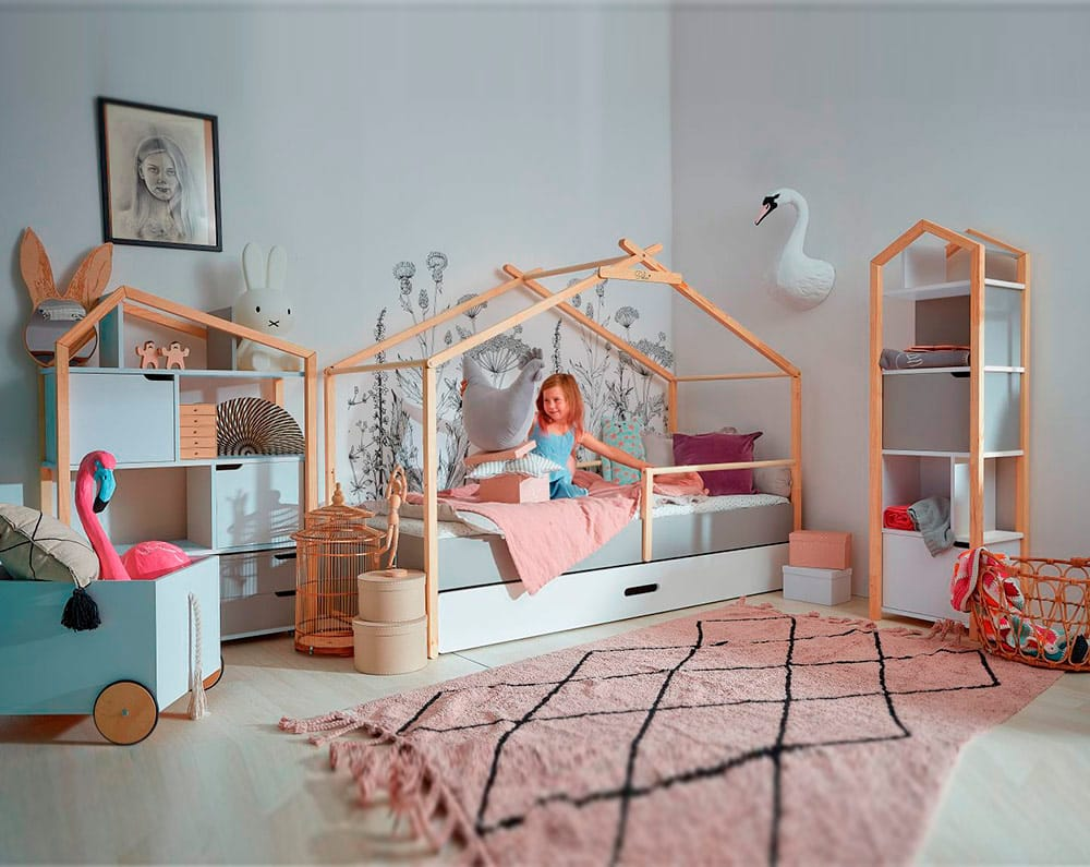 Kinderzimmer-Set