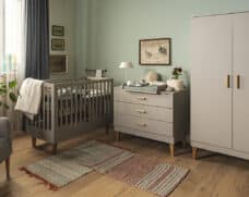 Kinderzimmer Lounge in Grau Lifestyle